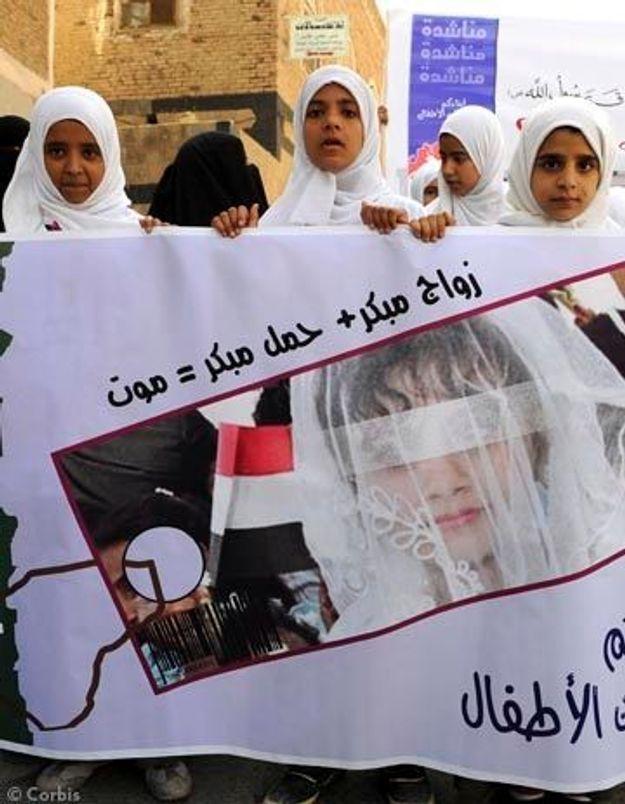 Yémen : les jeunes filles disent « non au mariage forcé »