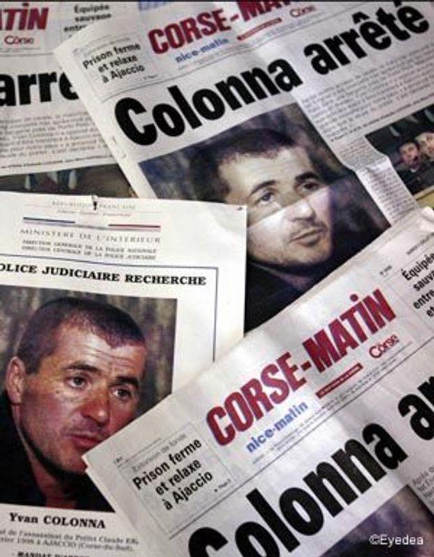Yvan Colonna jugé en appel dans le procès Erignac