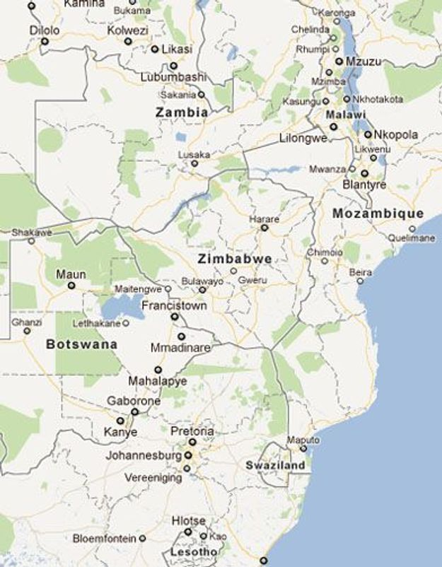 Zimbabwe : elle critique l'homophobie et risque la prison