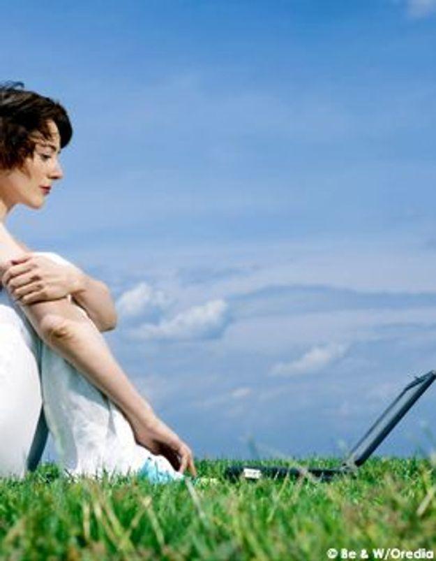 Blogs, c'est vert et net
