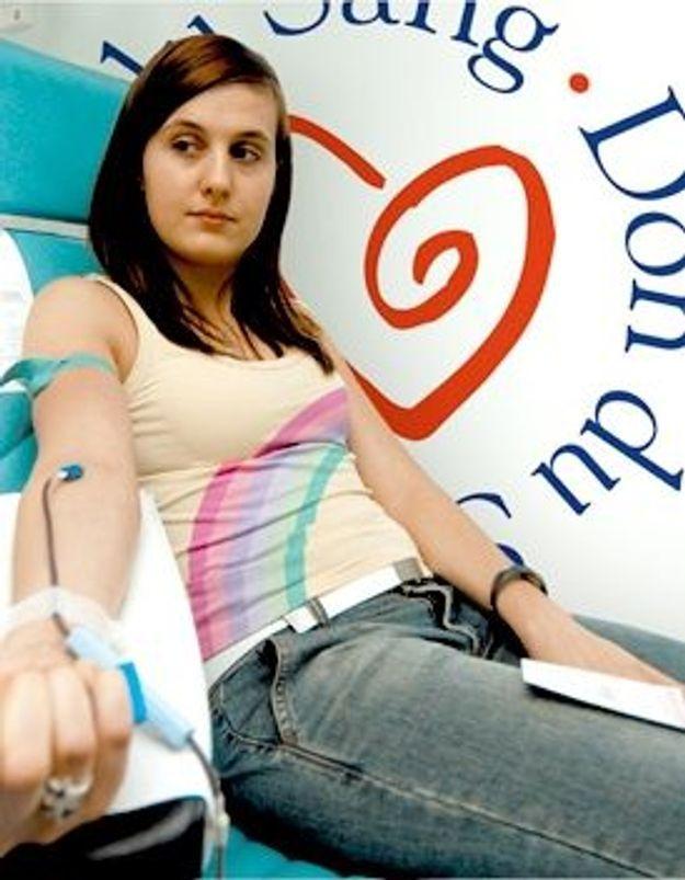 Le don du sang et vous
