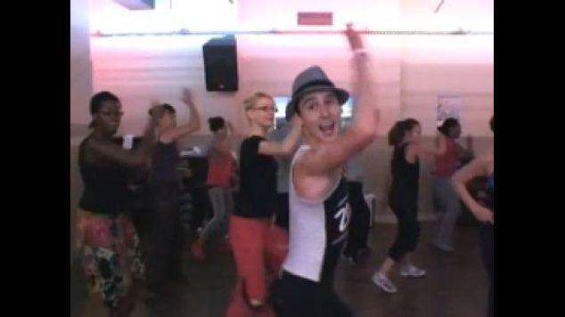 Danse sportive : initiation à la Zumba