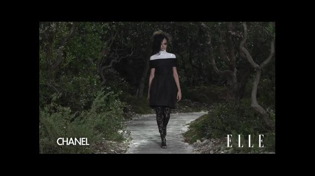 Défilé Chanel haute couture été 2013