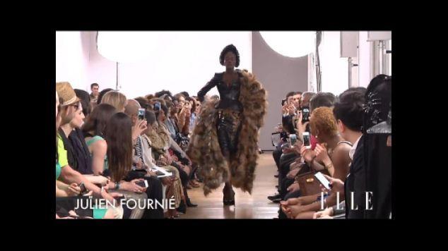 Défilé Julien Fournié Haute Couture Hiver 2013-14