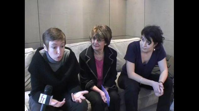 EGF : le féminisme vu par trois femmes engagées