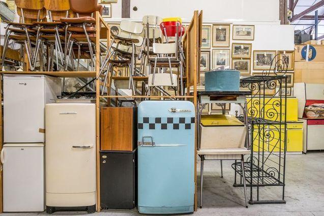 vintage elle d coration. Black Bedroom Furniture Sets. Home Design Ideas