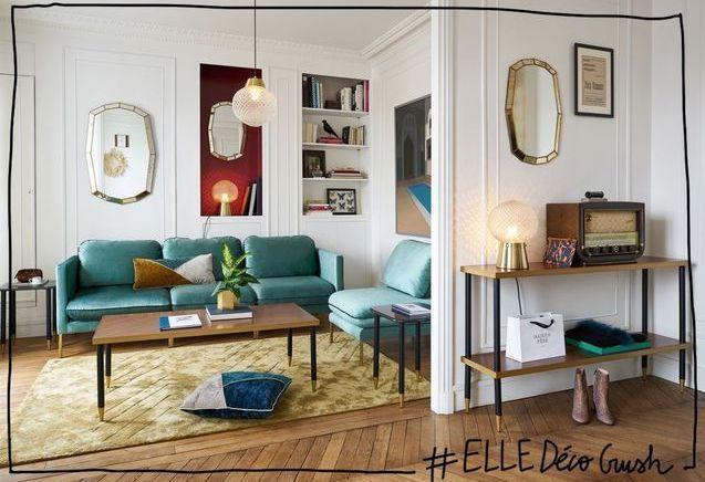 #ELLEDécoCrush : Maison Père x La Redoute Interieurs, la collab vintage qui a tout bon