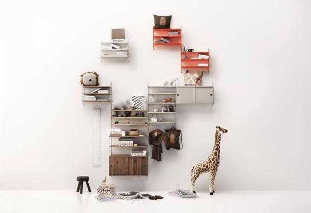 Design Iconique : L'étagère String de Nisse Strinning