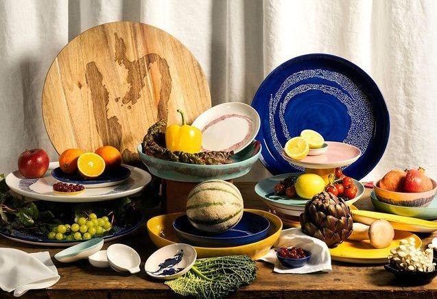 #ELLEDécoCrush : les arts de la table selon Yotam Ottolenghi
