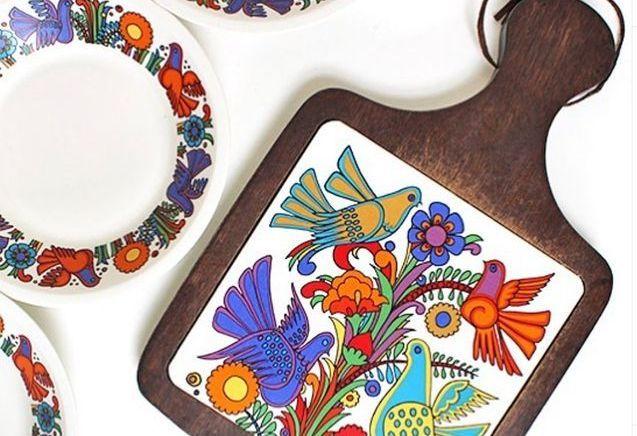 Acapulco : la collection Villeroy & Boch à chiner absolument cette saison
