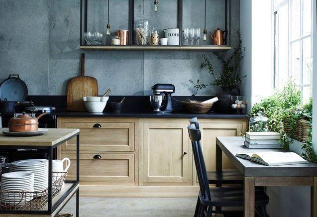 35 cuisines de style campagne pour faire le plein d'authenticité