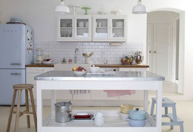 20 îlots de cuisine pour tous les styles