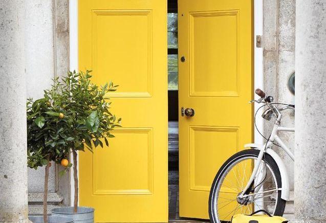 Dis-moi de quelle couleur est ta porte d'entrée, je te dirai qui tu es