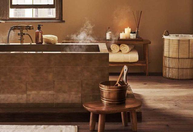 #ELLEdecoCrush : Zara Home dévoile une collection spa