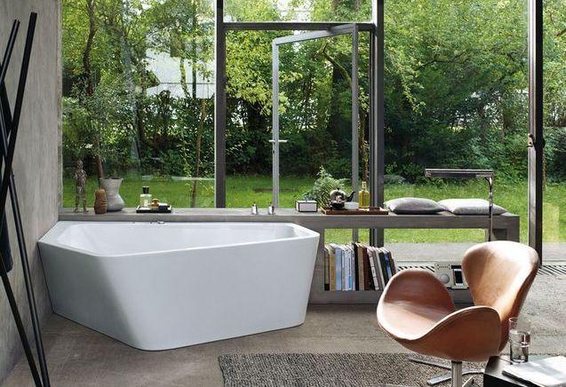 Zoom sur les plus belles baignoires design