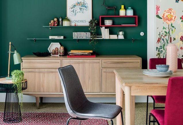 Enfilade scandinave : le meuble idéal au salon