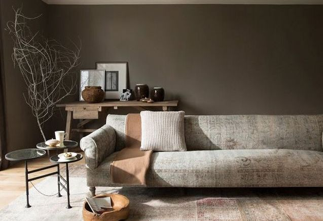 d co couleur taupe comment int grer le taupe dans son int rieur elle d coration. Black Bedroom Furniture Sets. Home Design Ideas