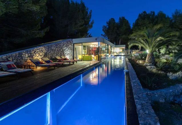 Airbnb : les plus belles maisons avec piscine en France
