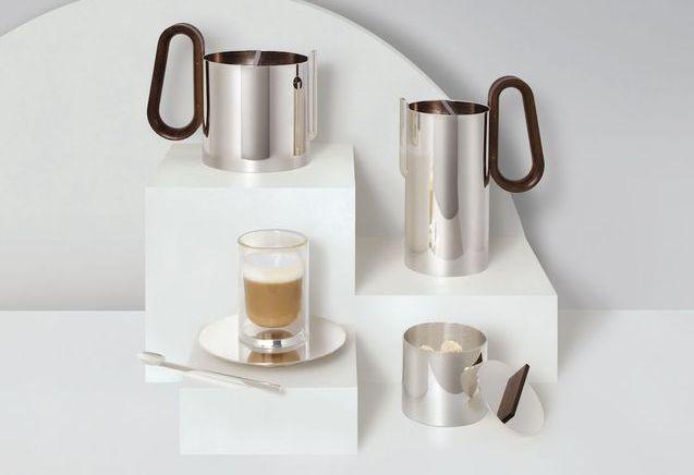 Comment le duo Normal Studio a créé « Phi »,  le plus désirable des services à thé et café