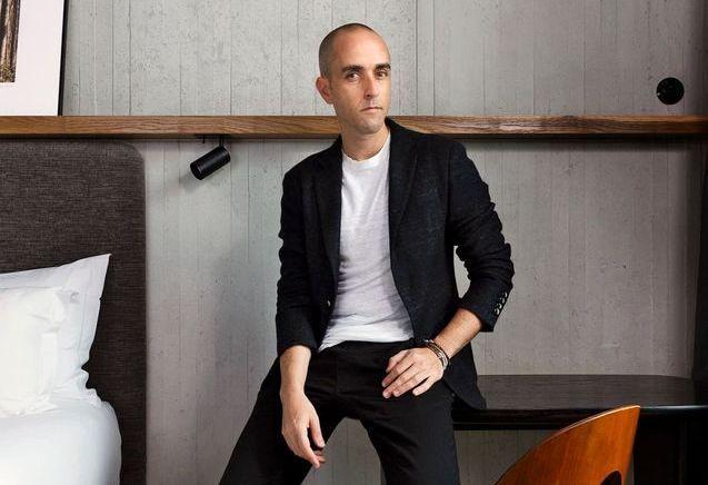 Raphaël Navot, l'électron libre du design