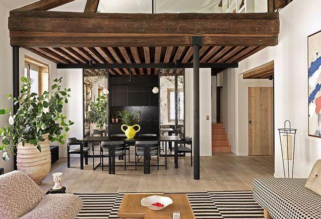 Nouveau départ : un appartement de famille réaménagé