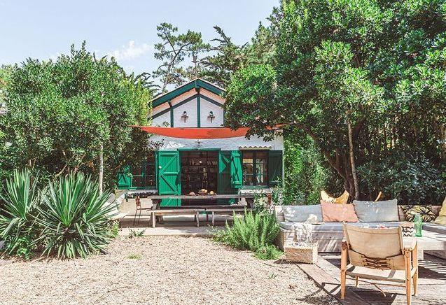 Au Cap Ferret, cette maison de vacances a gardé son âme de cabane de pêcheur