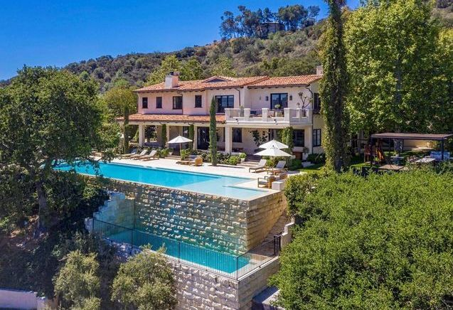 Maison de star : Justin Timberlake et Jessica Biel quittent Hollywood Hills