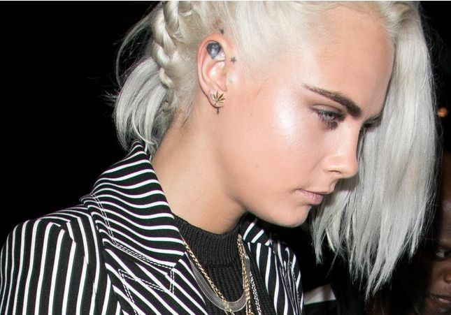 Blond polaire : comme les stars, n'ayez pas froid aux yeux !