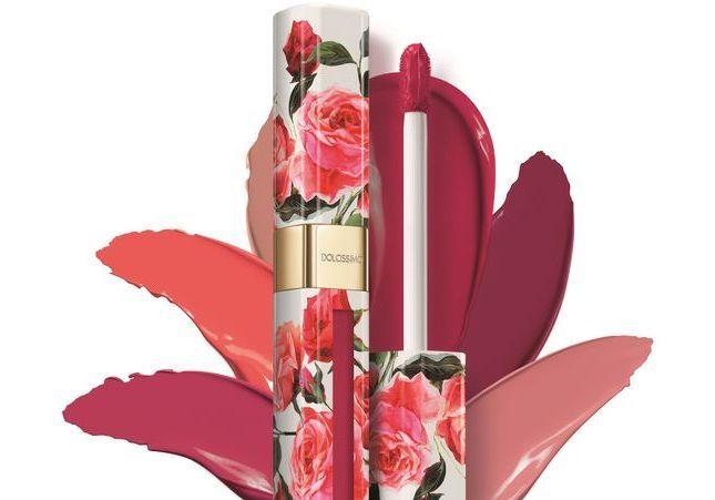 #ELLEBeautyCrush : Dolcissimo, le nouveau rouge à lèvres signé Dolce & Gabbana