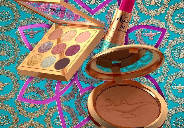 #ELLEBeautyCrush : le make-up Aladdin x Mac Cosmetics