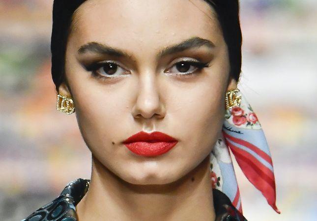 Fashion Week de Milan : reproduisez le make-up Dolce & Gabbana