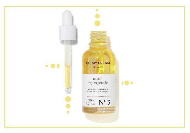 #ELLEBeautyCrush : satiner sa peau avec l'huile d'Oh My Cream