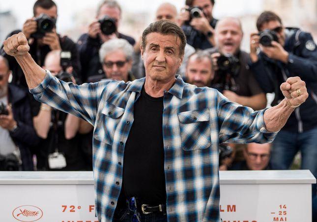 Cannes 2019 : Sylvester Stallone fait le show sur la Croisette