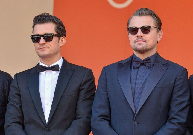 Cannes 2019 : Orlando Bloom et Leonardo DiCaprio, duo de playboys sur tapis rouge