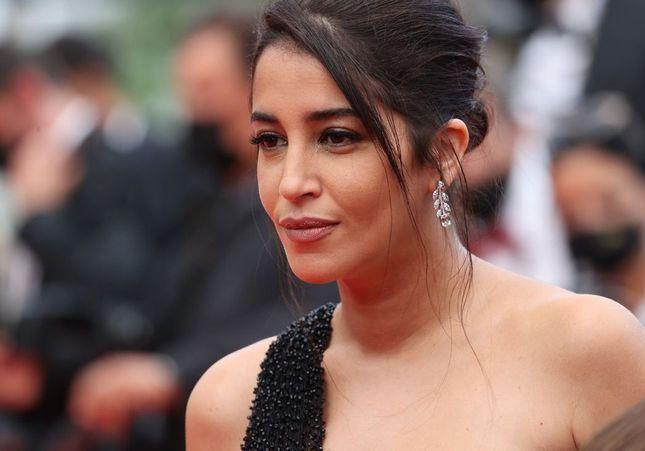 Cannes 2021 : Leïla Bekhti rivalise d'élégance sur la Croisette pour « Les Intranquilles »