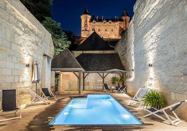 Les plus belles piscines privées de France