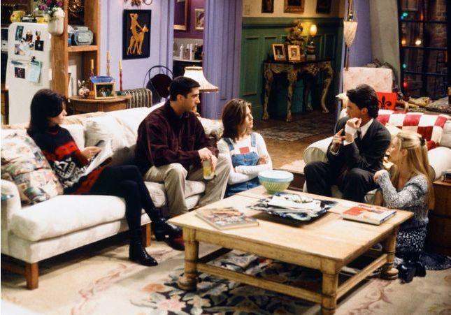 Découvrez à quoi ressemblerait l'appartement de « Friends » aujourd'hui
