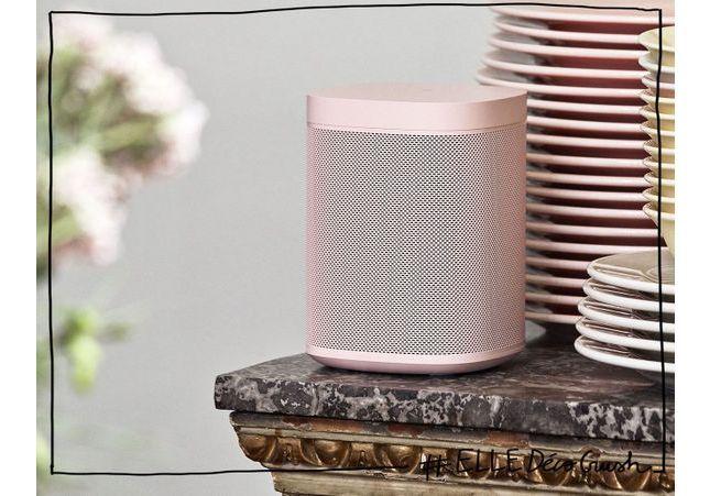 #ELLEDécocrush : la collab design Hay x Sonos