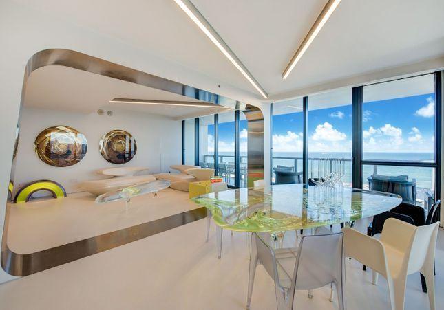 Miami : le penthouse de Zaha Hadid, une visite à couper le souffle
