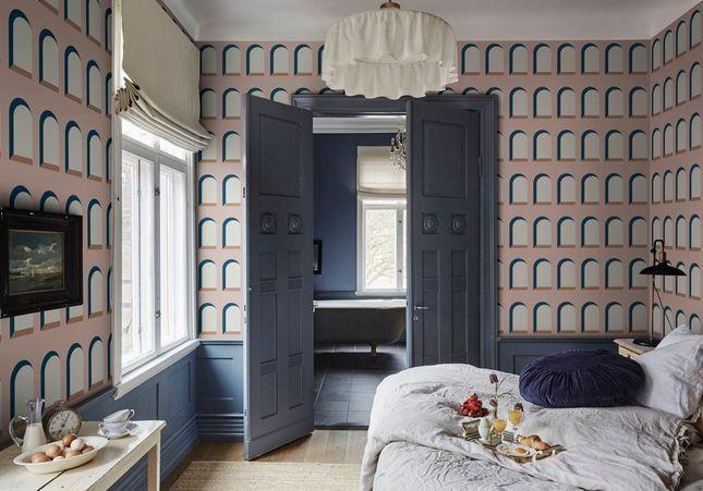 20 papiers peints pour la chambre qui font rêver