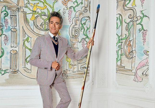 Vincent Darré, le décorateur enchanteur