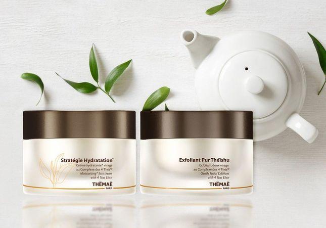 Découvrez les vertus bienfaisantes du thé avec les soins Thémaé!
