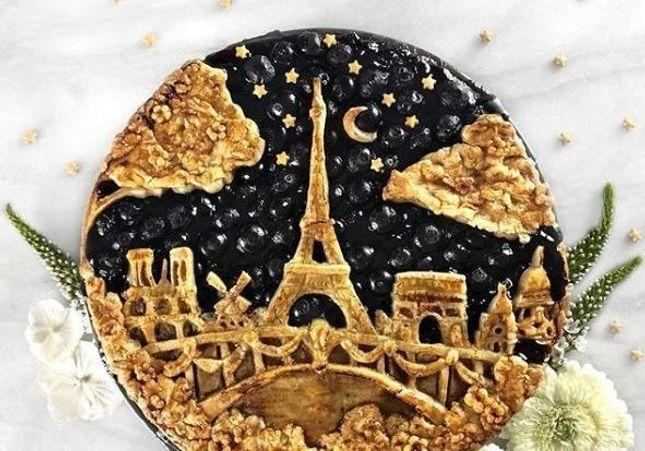 #ELLEFoodCrush : les tartes extraordinaires de The pieous