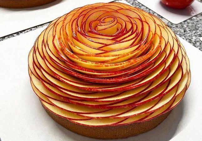 Pourquoi la tarte aux pommes de Cédric Grolet est partout sur Pinterest ?