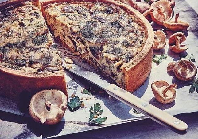 Nos meilleures quiches et tartes salées d'automne
