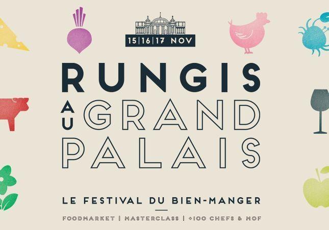 #ELLEFoodSpot : le marché de Rungis s'invite au Grand Palais