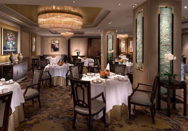#ELLEfoodspot : le Shang Palace, le restaurant chinois étoilé du Shangri-La