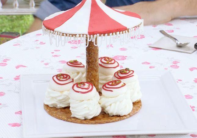 Le Meilleur Pâtissier 2018 : comment faire les gâteaux Tivoli de Mercotte ?