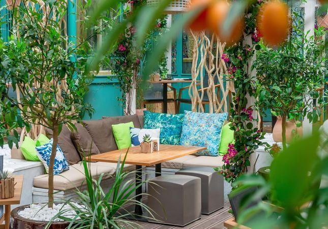 #ELLEfoodspot : La Terrasse d'été du Westin Paris - Vendôme