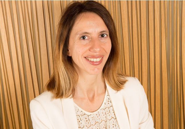 """Claire Chabrier (France Invest) : """"Notre but? 40% de femmes en capital investissement d'ici 10 ans."""""""